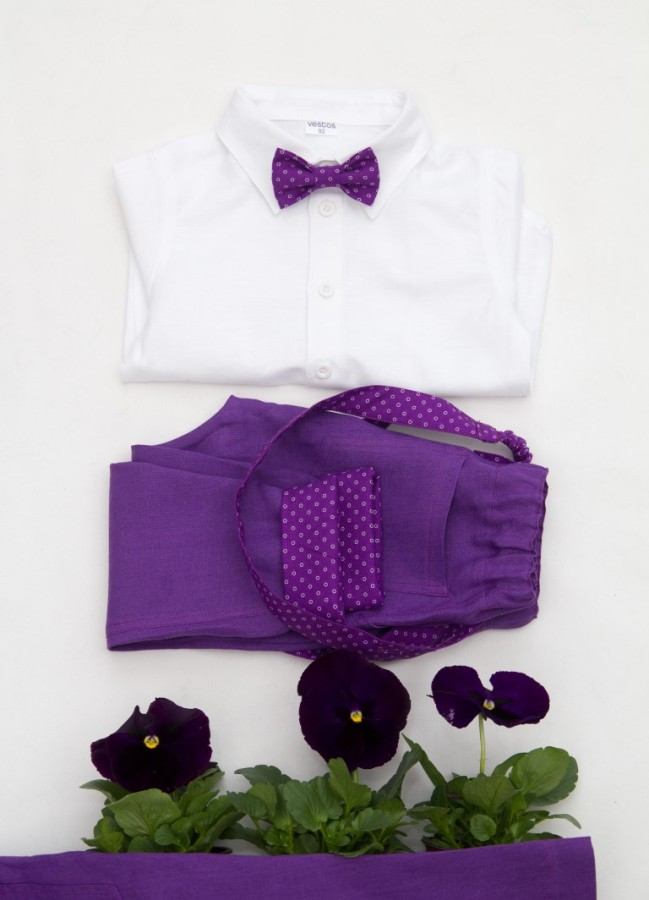 Kostiumėlis Violetinis