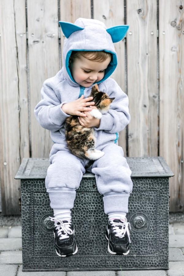 Blue Kitten