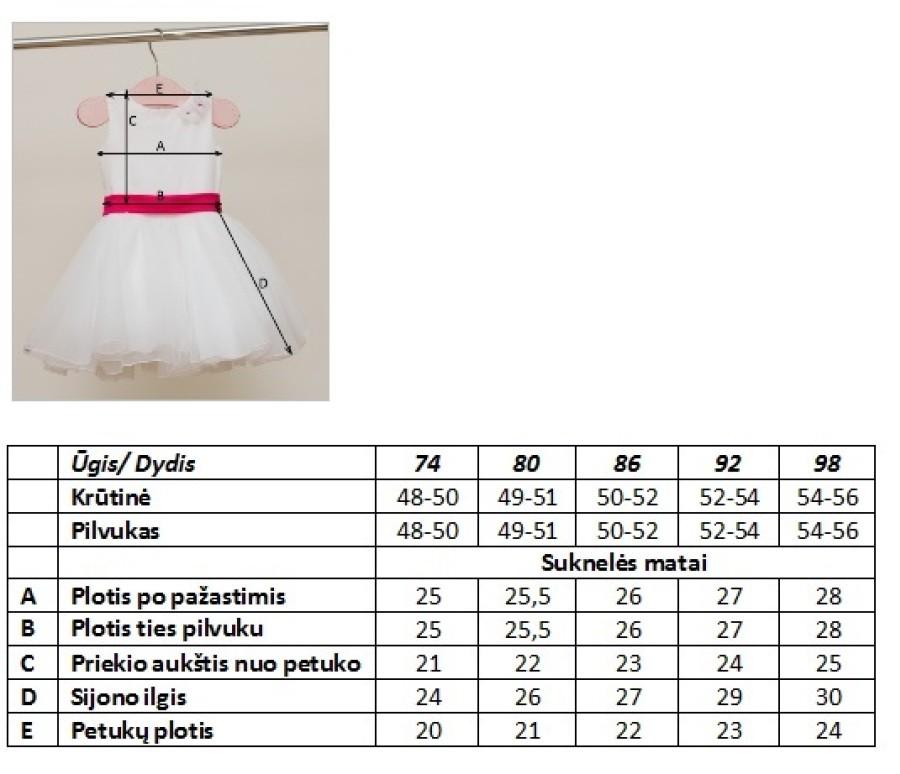 Suknelė PIEVA