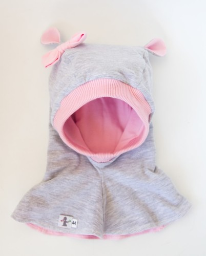 Pink Teddy Bear Spring