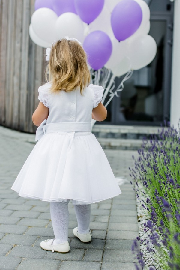Suknelė BALTA