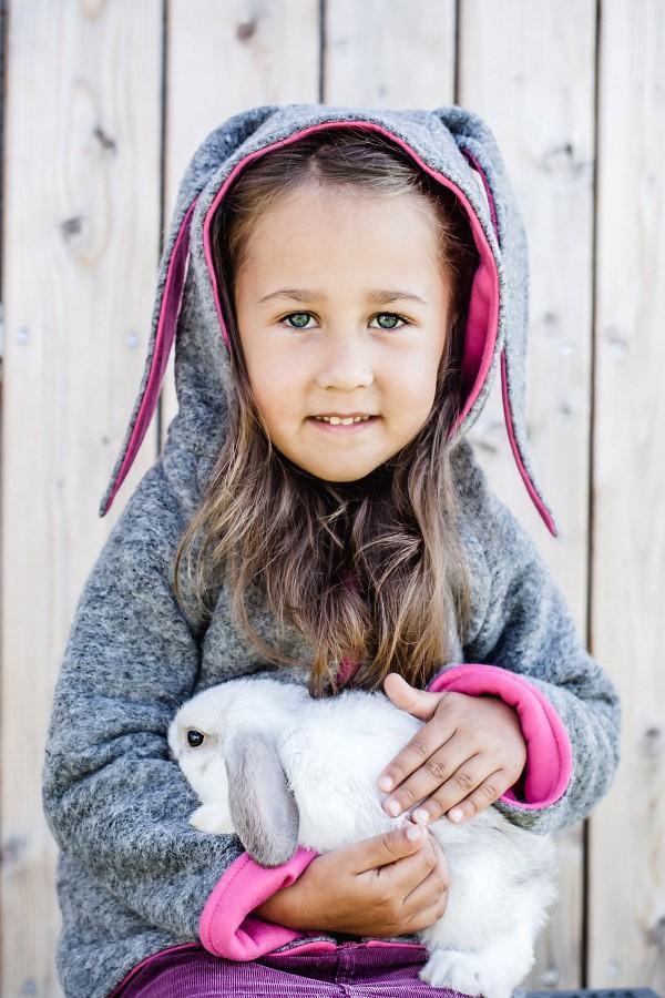 Fuchsia Bunny