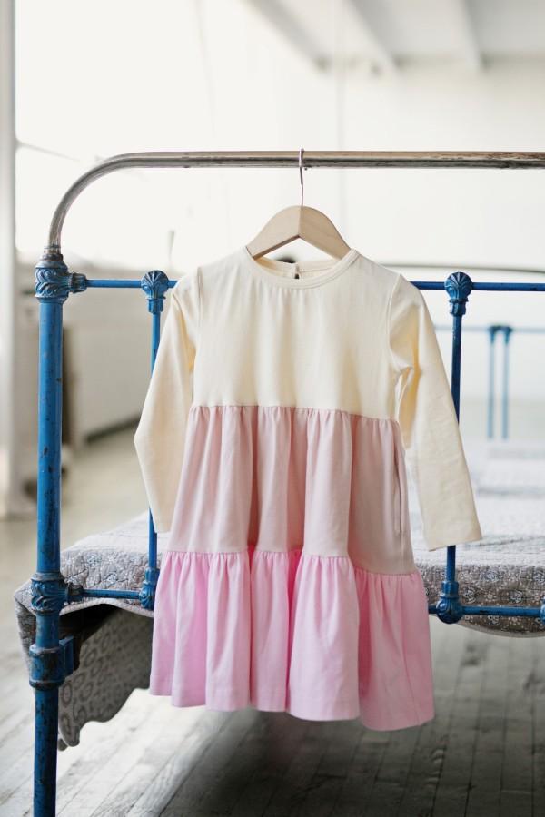 PASTELINĖ suknelė