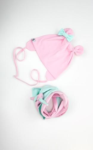 Pink - Mint Mini Bear