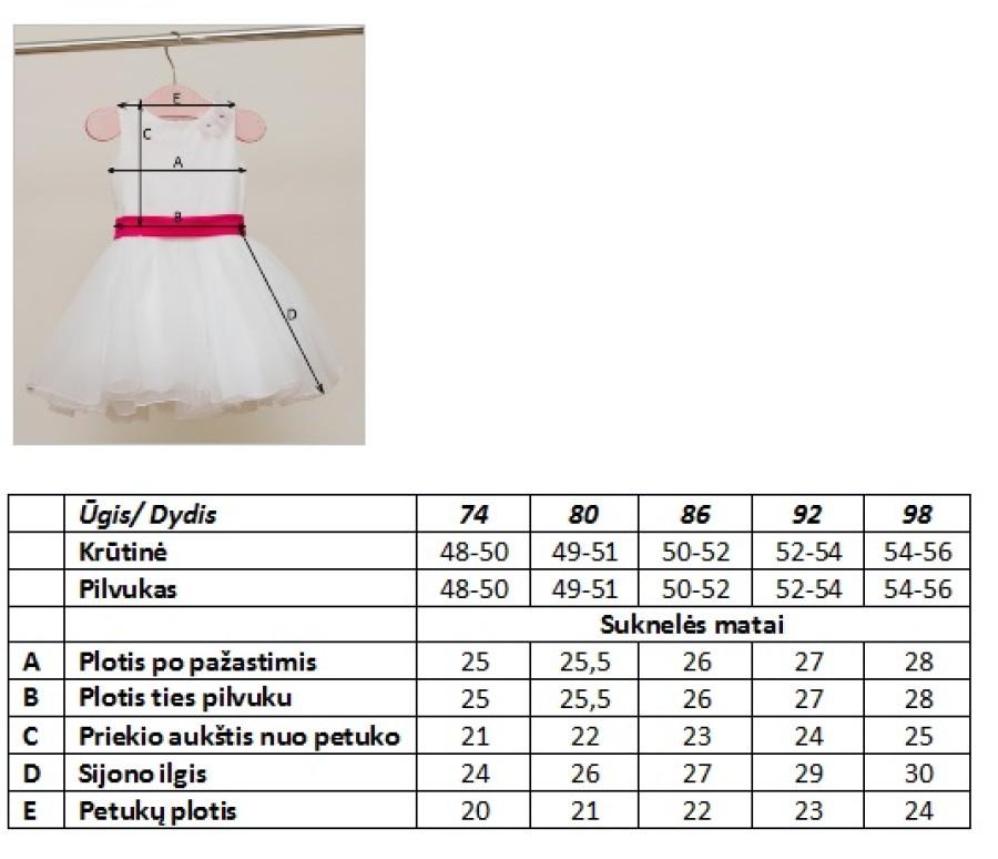 Suknelė LUBINAI