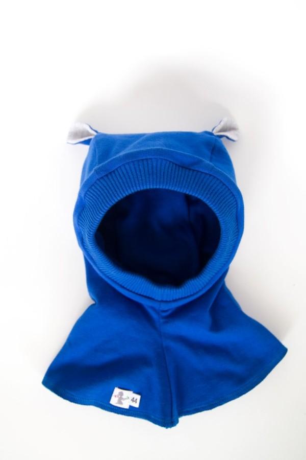 Blue Teddy Bear Spring