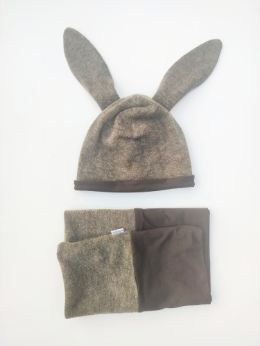Camo Bunny - Brown