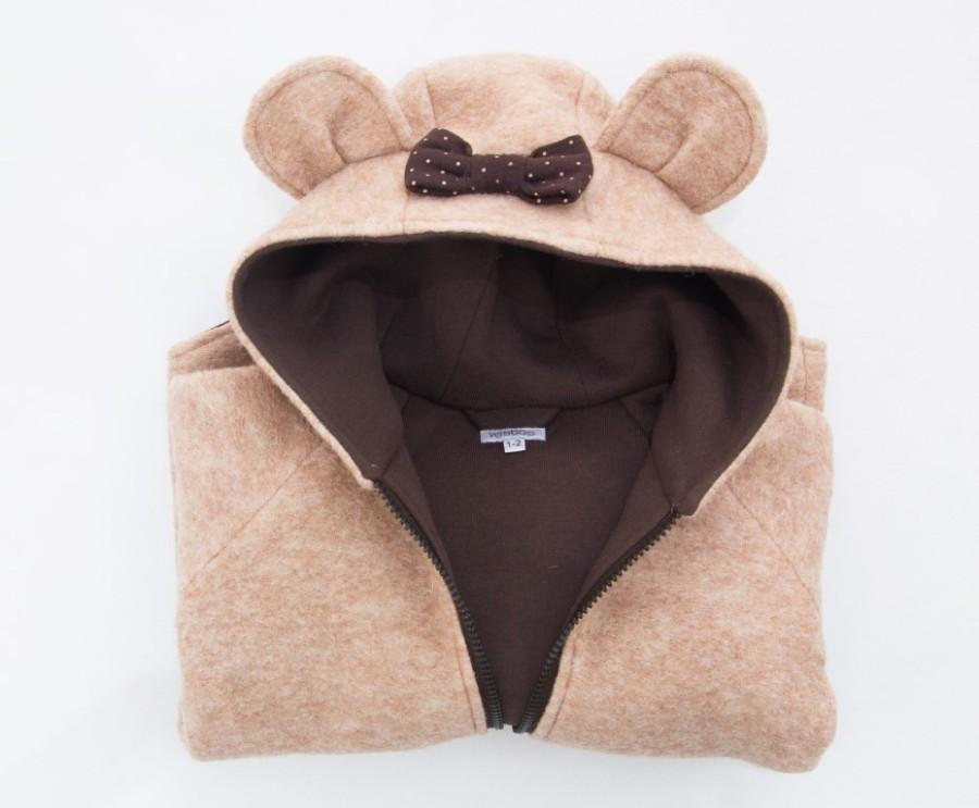 Chocolate Bear
