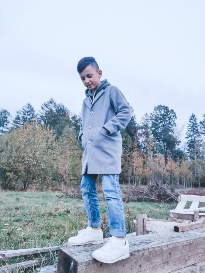 New Autumn - Grey