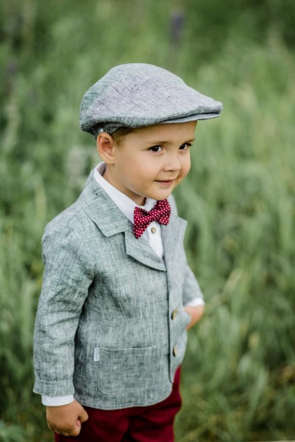 NUOSTABUS - ŽALIAS - DOBILIUKAI- tik kepurė