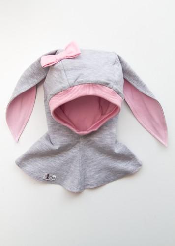 Pink Bunny - Autumn