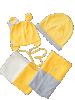 Yellow Mini Bear